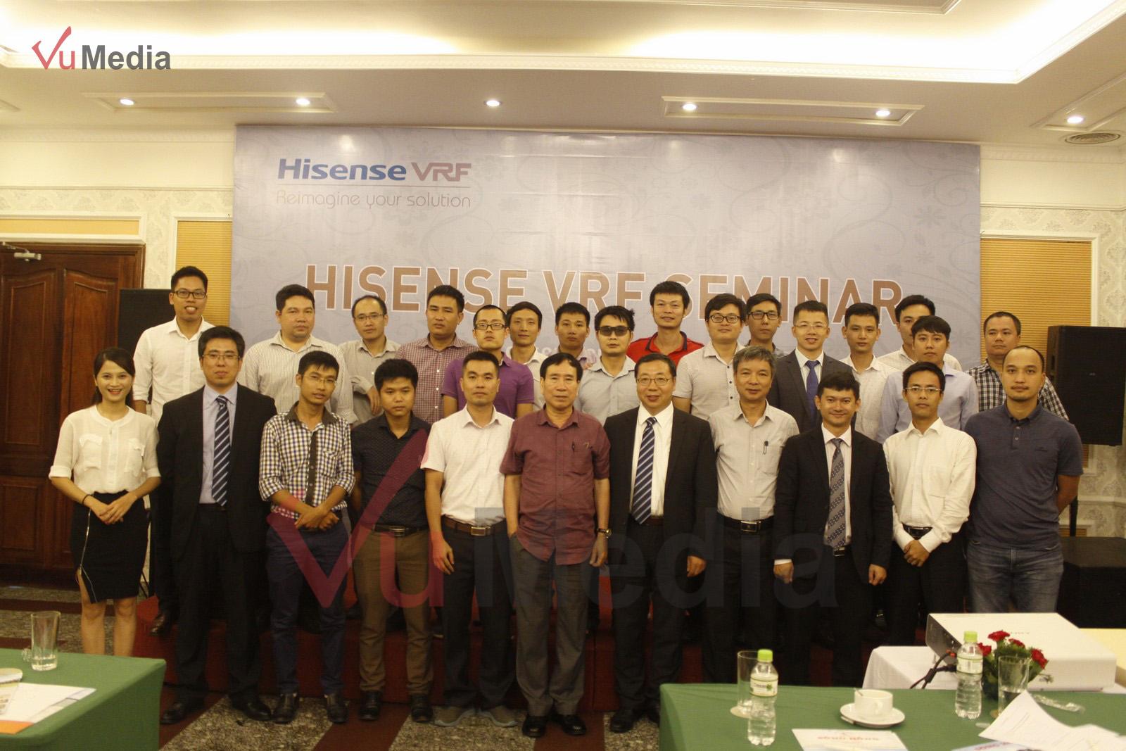 Hội thảo Hisense Hitachi