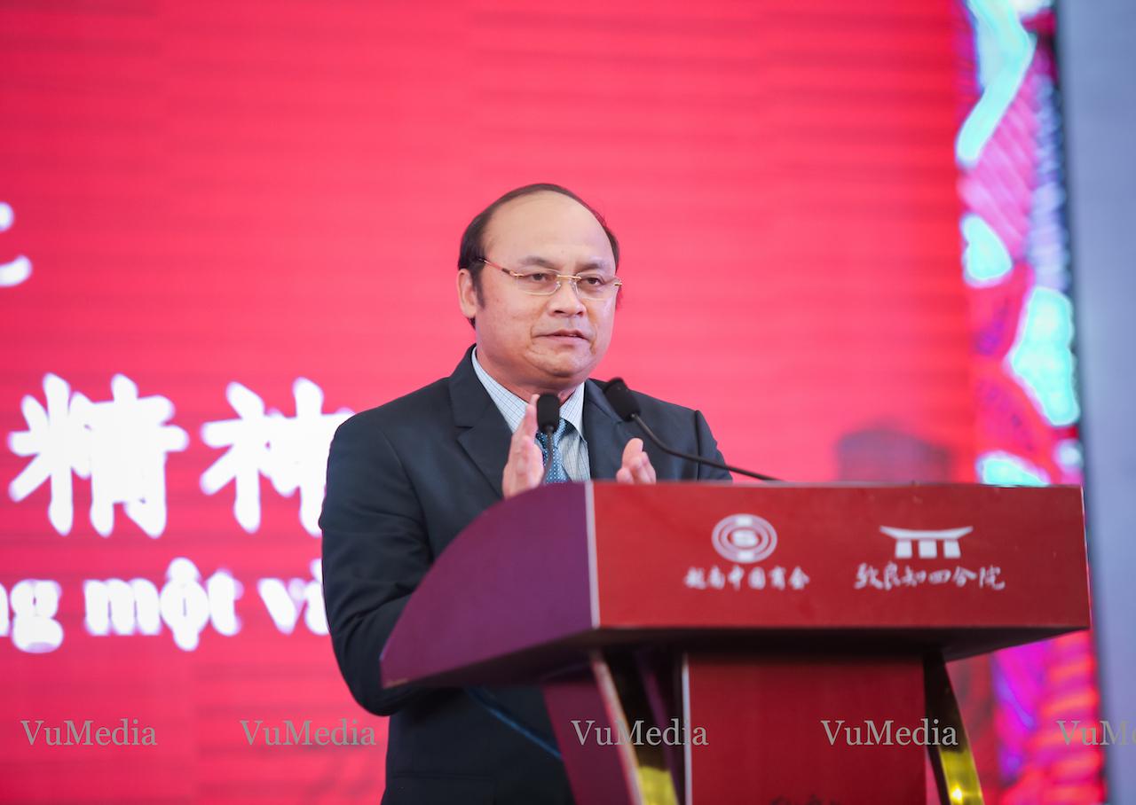 8. Dai dien tinh Bac Giang phat bieu